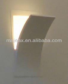 Gypsum Plaster Decoration Wall Light E14 Villa Hotel Indoor ...