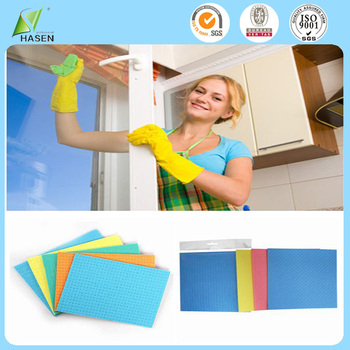 Wholesale household items kitchen cleaning wipe cellulose for Where to buy cheap household items