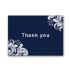 100 bulk pack gold stamped black gold foil thank you card for baby shower or wedding