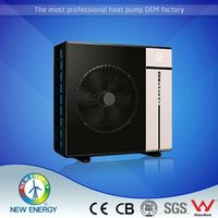 air to water low running cost air source heat pump heater