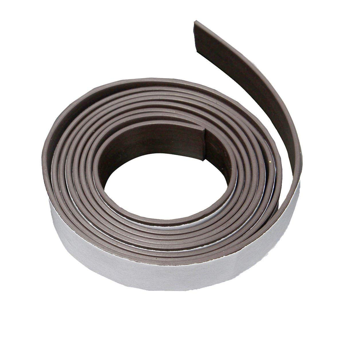 Get Quotations 1m Self Adhesive Strip Magnet Tape Strong 10x1 5mm Mechanical Parts
