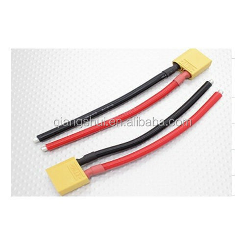 XT90 WITH 10AWG SILICON WIRE BATTERY POWER CABLE