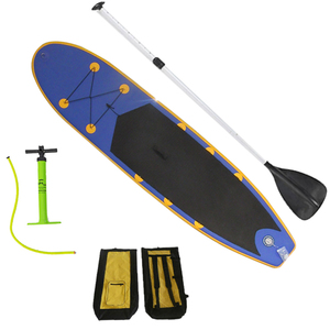 Inflatable Standup Paddle Sup Race Board Land Surfing Board Popular In South America