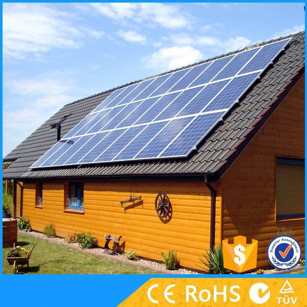 Energy saving 25years lifetime 1KW off grid home solar system for indian electronics market