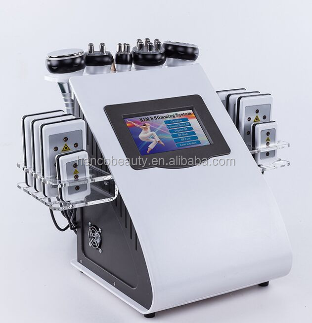 liposuction/dissolve/cellulite vacuum cavitation rf fat reduction machines HK-12