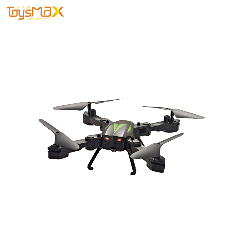 2.4G R/C 4ch Quadcopter Drone Fold Drone HD Camera Aircraft