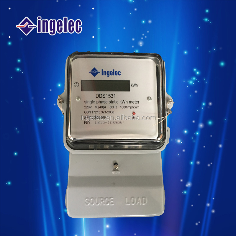 Alibaba China supplier Yiwu No1 Electric meter price How digital electric meter reading