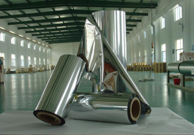 Roll Type and Food Use 8011 aluminium foil jumbo roll in China