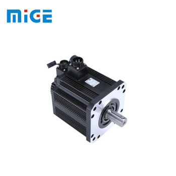 high power 180mm 4.5kw magnetic servo motor