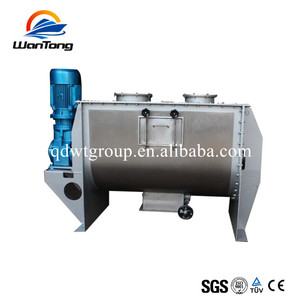 horizontal ribbon blender mixer for spices mixing
