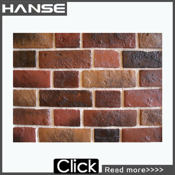 Hs Gb01 Artificial Interior Decorative Face Brick Walls Buy Artificial Interior Brick Walls