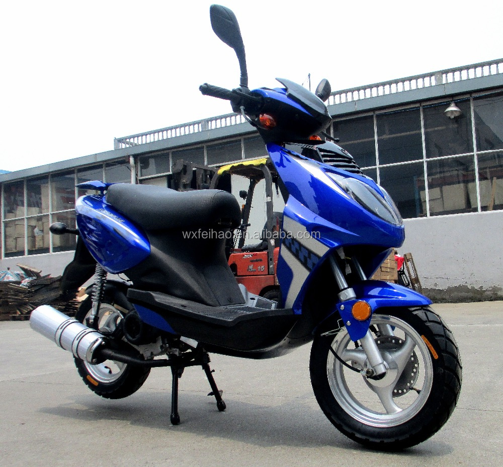 Hot selling goedkope scooter populaire scooter B09-2 50CC 125CC 150CC EEG