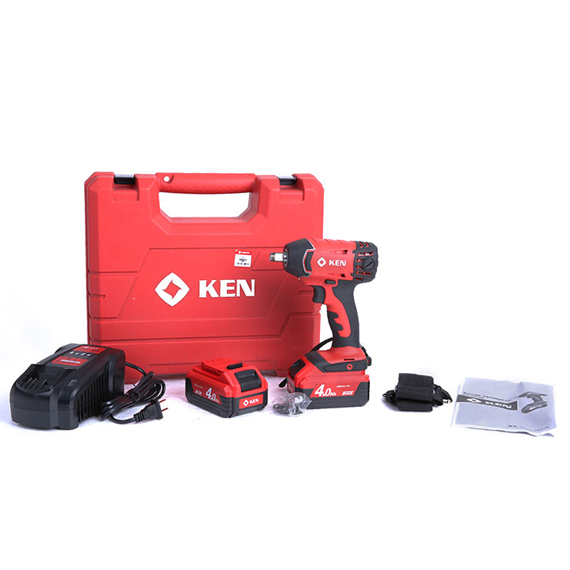 Professionele Power Tools 20 V Li-Ion Elektrische Cordless Hamer Boor