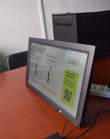 Battery operated Pos/POP open frame 7 inch lcd media player