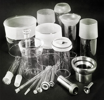 high purity any size quartz glass tubes