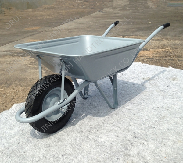 pneumatic wheel industrial construction wheelbarrows WB5300