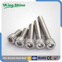 Fast Delivery A2 A4 Stainless Steel Allen Head Bolts
