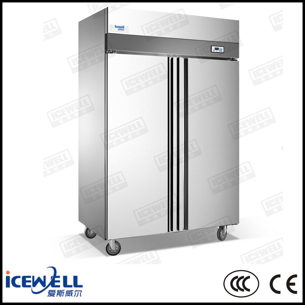 Dubbele deur amerikaanse koelkast vlees vriezer koelapparatuur product ID 60543943209 dutch