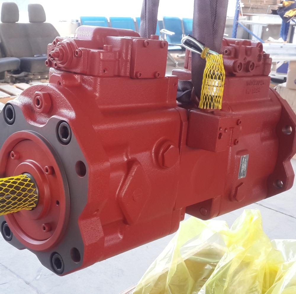 Экскаватор hyundai R320LC-7 основного насоса 31N9-10010 R320LC-7 гидравлический насос K3V180DT