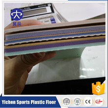 Long term supply table tennis flooring manufacturer