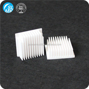 refractory ceramic heater part alumina ceramic heat sink 95