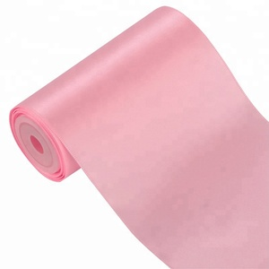 196 Color Free Sample Double Sided Satin Ribbon 100mm