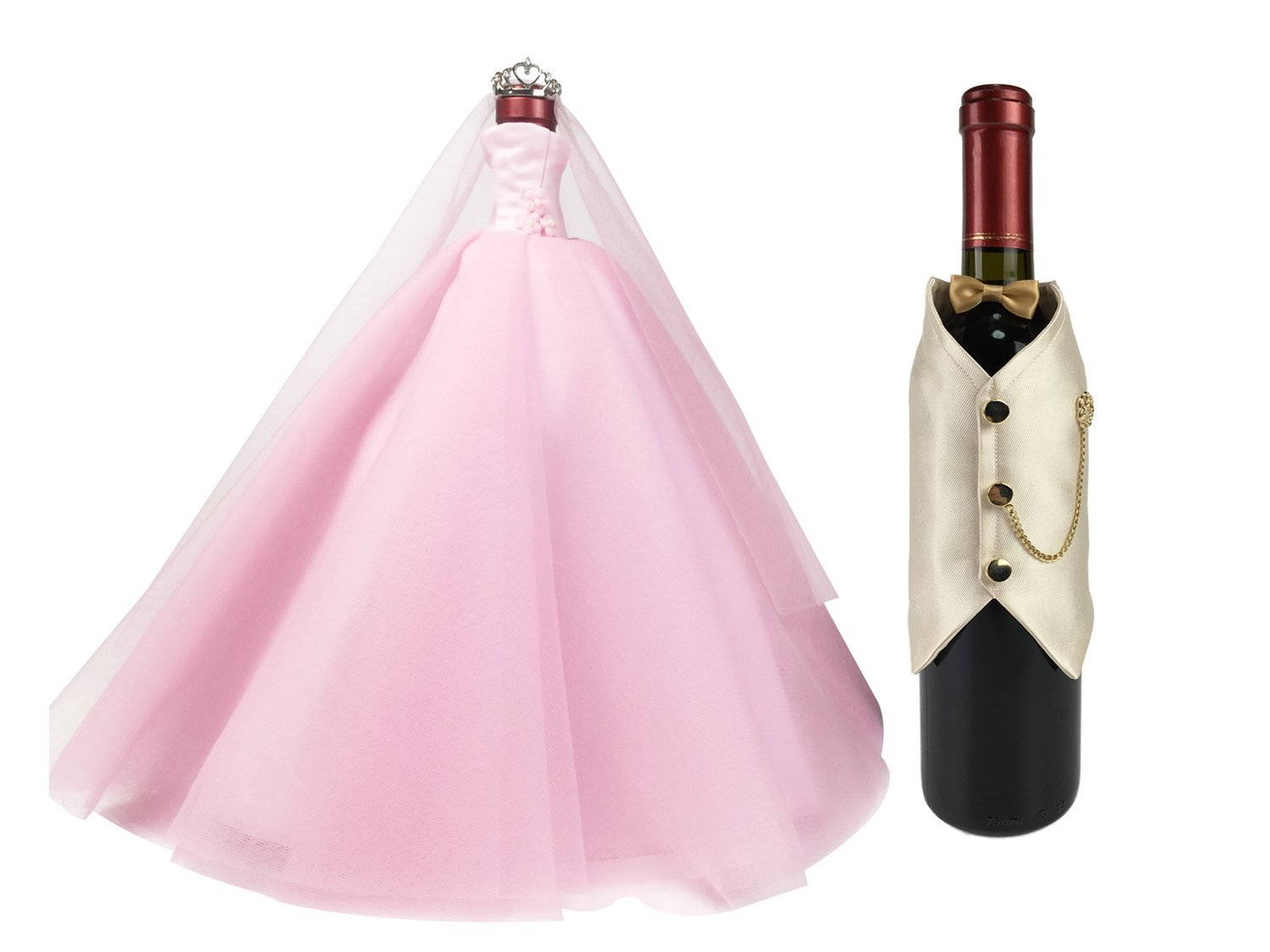 Cheap Bride And Groom Wine Glasses, find Bride And Groom Wine ...