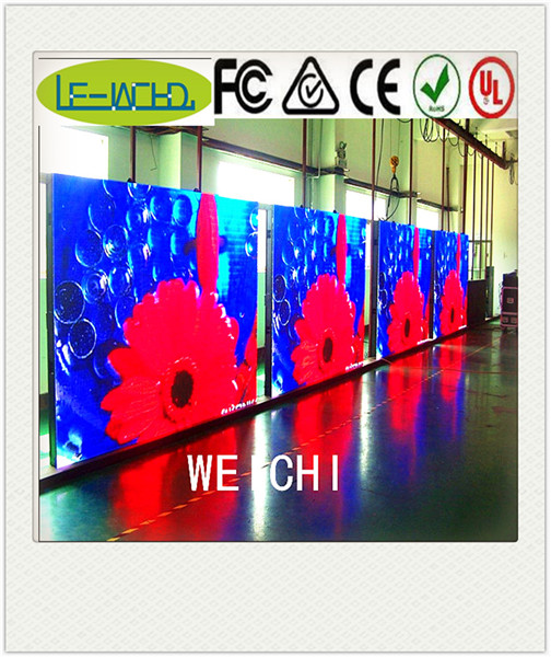 portable signs outdoor giant display indoor vivid full color led tv
