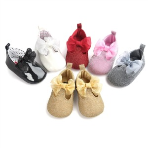 New Products 2017 Shoes Babi Newborn Soft Sole Toddler Moccasins China