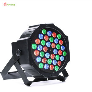 Disco KTV DJ Stage Intelligence Lighting Sound control 36 LED Par Lights