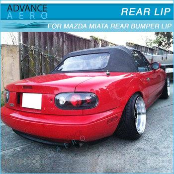 For 90 91 92 93 94 95 96 97 Mazda Miata Rear Spoiler Rs Style Auto