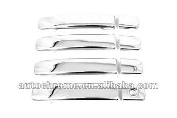 Chrome Manche De Porte 4 Portes Pour Nissan Pathfinder 05 09