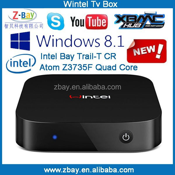 Hot selling Intel quad core Windows 8.1 OS Thin client with cheap price