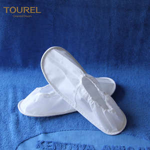 Trend 2018 Disposable Non-woven Hospital Slippers Price List