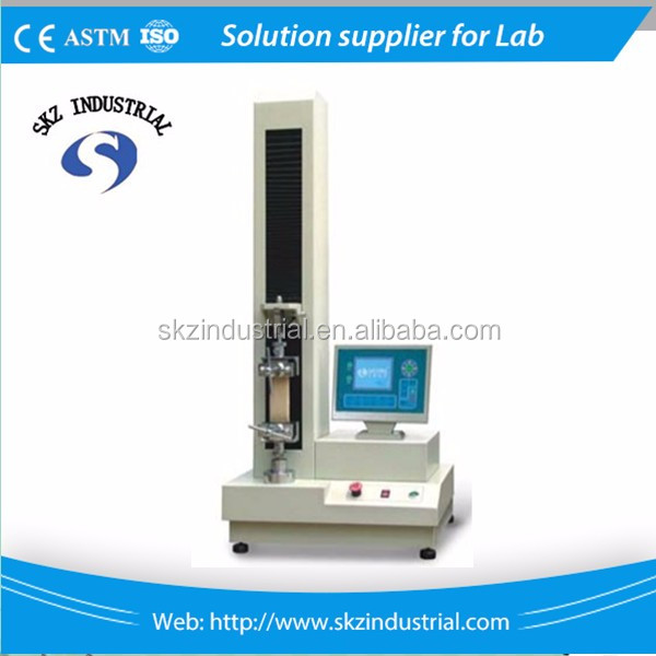Fabric universal tensile test equipment test tensile strength