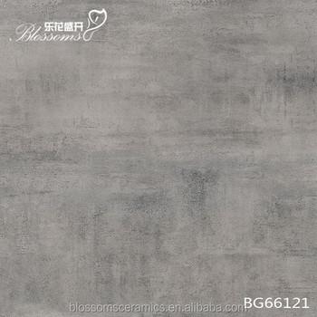 China Keramik Rutschfeste Hellgrau Matt Porzellan Zement Bodenfliese