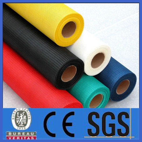 Acid resistance Heat reservation of extend wall/internal wall fiberglass mesh