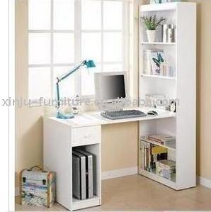 Bureau D\'ordinateur Avec Bibliothèque - Buy Product on Alibaba.com