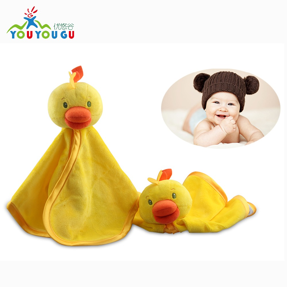 Baby Toys Newborn Appease Towel For New Infant Development