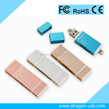 Otg card reader iDragon-R003A online micro usb sim sd card reader for android or ios