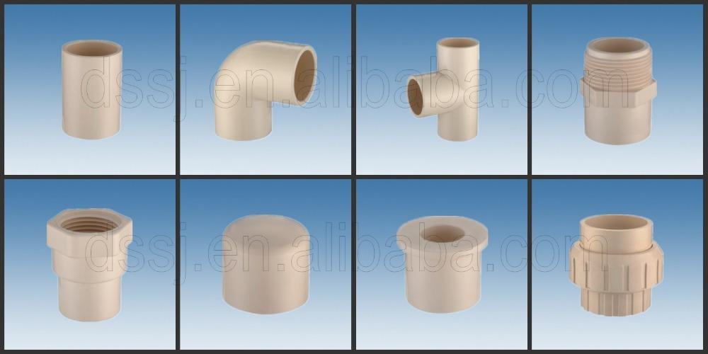 Types of plumbing materials plastic pvc pipe fittings for Types of plastic pipes