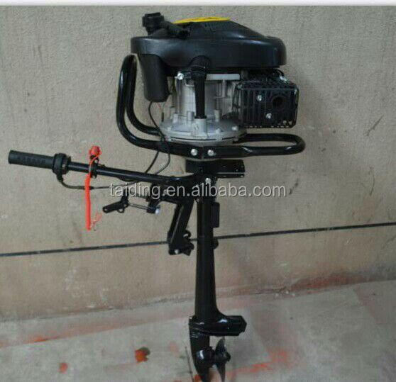 LK520E 5hp 4 stroke air cooled outboard motor /boat engine /boat motor