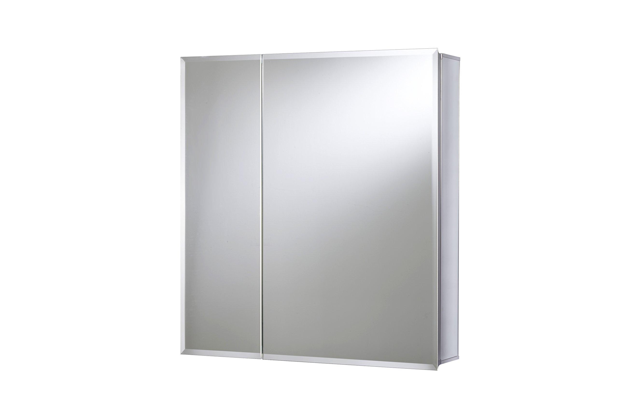 Croydex WC102069AZ Newton Double Door Bi-View Cabinet