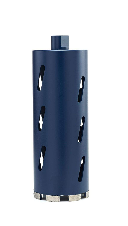 "Falcon Diamond 1 Inch Dry Core Drill Bits for Soft Brick, Hollow Block Walls, Concrete, Asphalt, 10"" Drilling Depth"