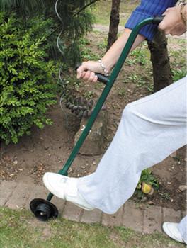 lawn sidewalk manual rotary wheel lawn edger buy lawen edger rh alibaba com manual rotary lawn edger manual rotary lawn edger