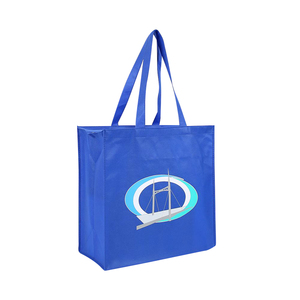 promotional custom tote bag with zipper