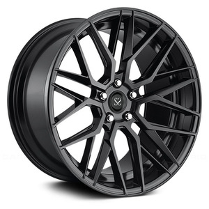 "19""x10 and 19"" 11"" Gloss Black 1-PC Forged Whleels For Mustang / 6061-T6 Concave Wheels"