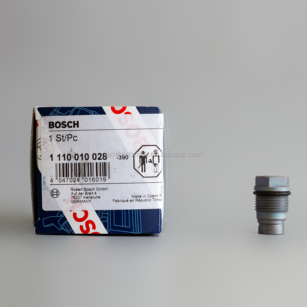 Asli Control Valve F00VC01358 untuk Diesel Injector 0445110291,0445110359, 0445110386,0445110409