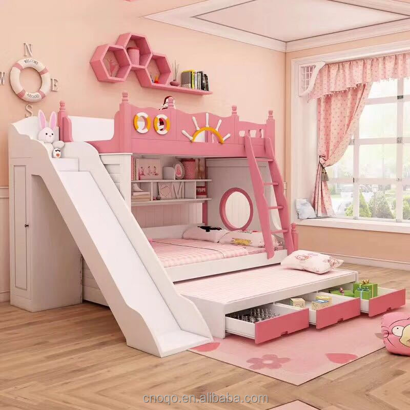 Kids Bedroom Furniture, Kids Bedroom Furniture Suppliers And Manufacturers  At Alibaba.com