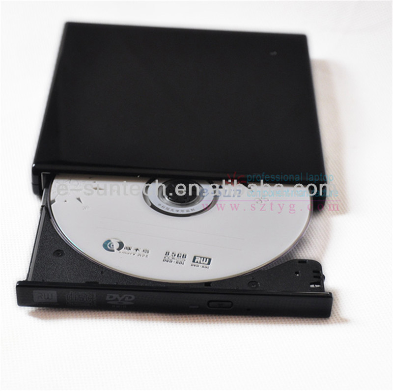 Halus Portable Drive Optik DVD Burner Slim Eksternal